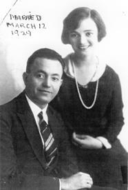 בנימין בחברת אסתר, אשתו הטרייה