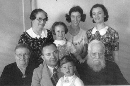 המשפחה
