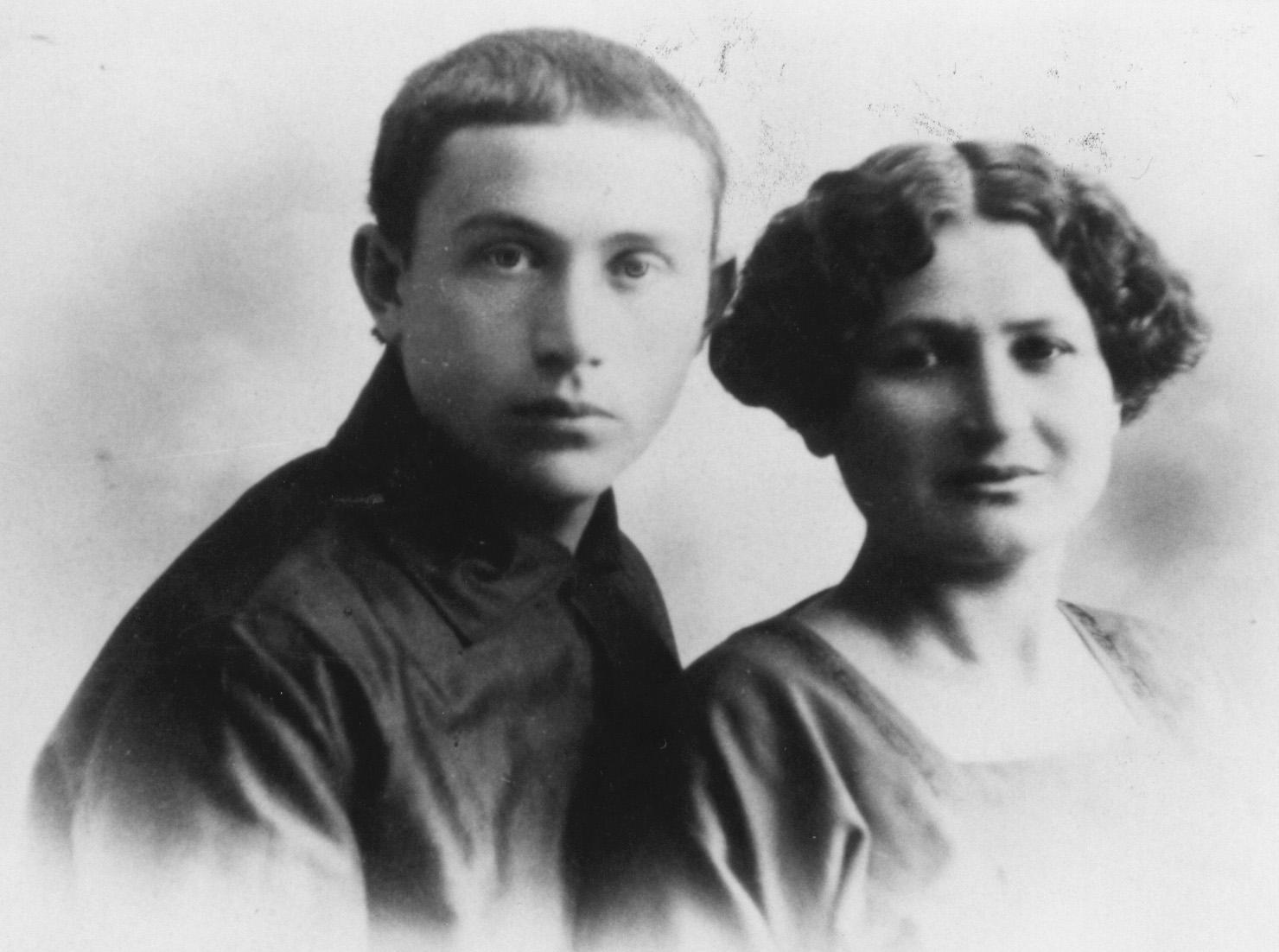 פנינה ומשה גולובוב